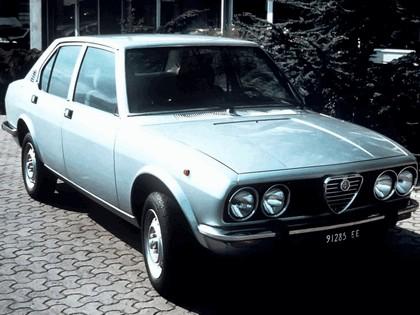 1976 Alfa Romeo Alfetta 1