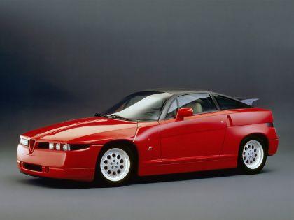 1989 Alfa Romeo SZ Sprint Zagato 1