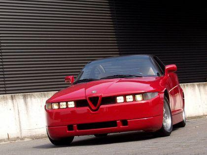 1989 Alfa Romeo SZ Sprint Zagato 3