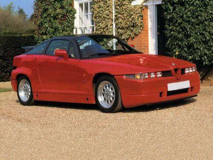 1989 Alfa Romeo SZ Sprint Zagato 4