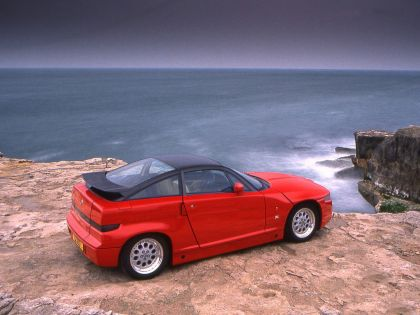 1989 Alfa Romeo SZ Sprint Zagato 5