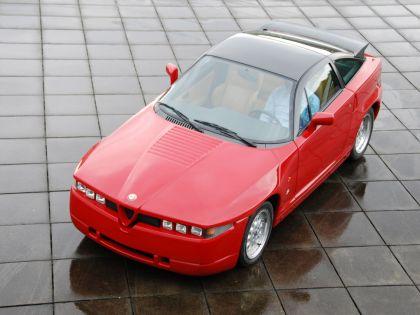1989 Alfa Romeo SZ Sprint Zagato 7