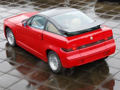 1989 Alfa Romeo SZ Sprint Zagato 8
