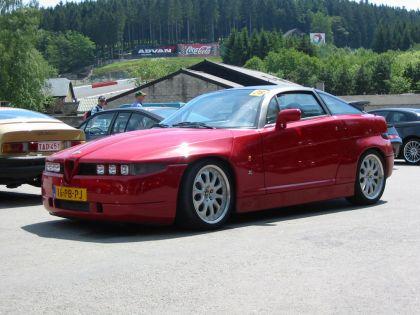 1989 Alfa Romeo SZ Sprint Zagato 9