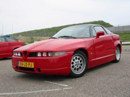1989 Alfa Romeo SZ Sprint Zagato 11