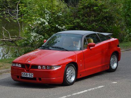 1989 Alfa Romeo SZ Sprint Zagato 13