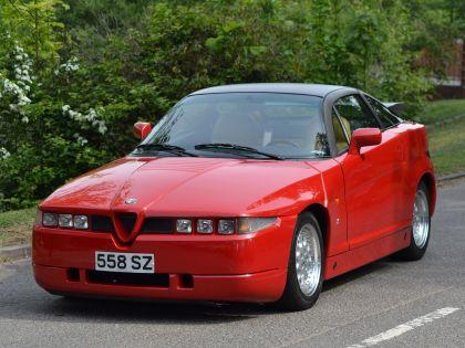 1989 Alfa Romeo SZ Sprint Zagato 14