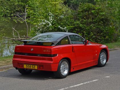 1989 Alfa Romeo SZ Sprint Zagato 15