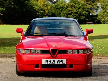 1989 Alfa Romeo SZ Sprint Zagato 16