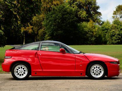 1989 Alfa Romeo SZ Sprint Zagato 17