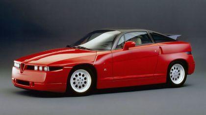 1989 Alfa Romeo SZ Sprint Zagato 6