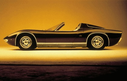 1968 Lamborghini Miura Roadster 1