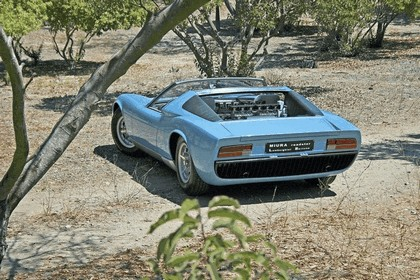 1968 Lamborghini Miura Roadster 2