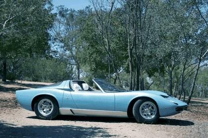 1968 Lamborghini Miura Roadster 3