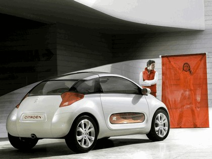 2005 Citroën C-AirPlay concept 4