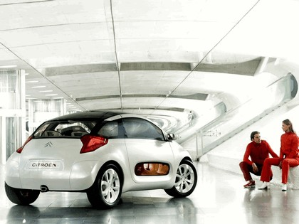 2005 Citroën C-AirPlay concept 9