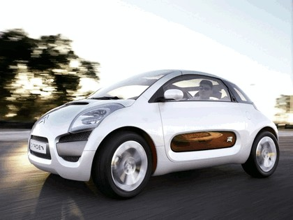 2005 Citroën C-AirPlay concept 19
