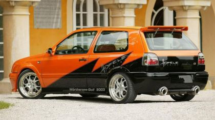2003 Volkswagen Golf ( III ) 3-door by Hofele Design 4