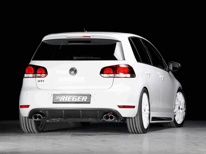 2009 Volkswagen Golf ( VI ) GTI 5-door by Rieger 2