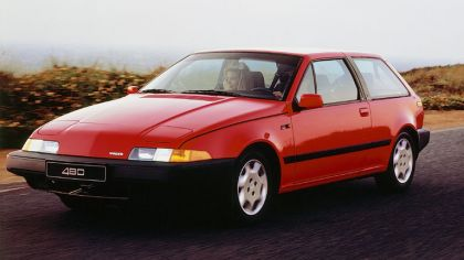 1992 Volvo 480 ES 5