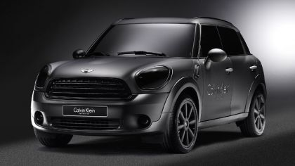 2010 Mini Countryman Black Edition by Calvin Klein 4