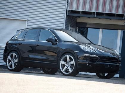 2010 Porsche Cayenne by Lumma Design 1