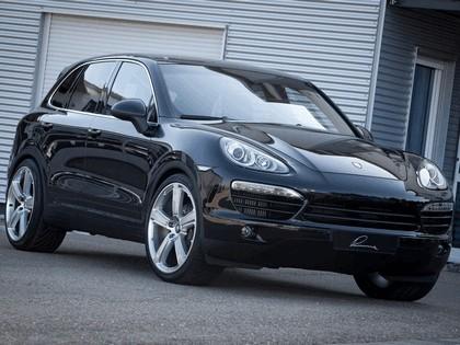 2010 Porsche Cayenne by Lumma Design 2