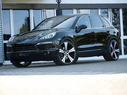 2010 Porsche Cayenne by Lumma Design 4