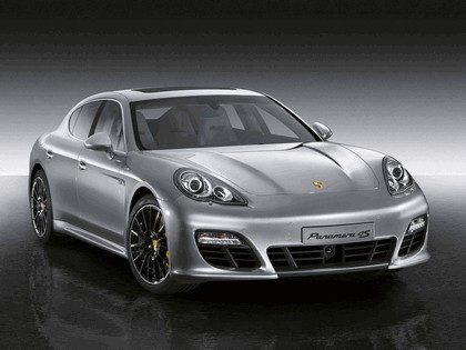 2010 Porsche Panamera 4S by Sport Design 1