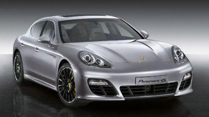2010 Porsche Panamera 4S by Sport Design 6