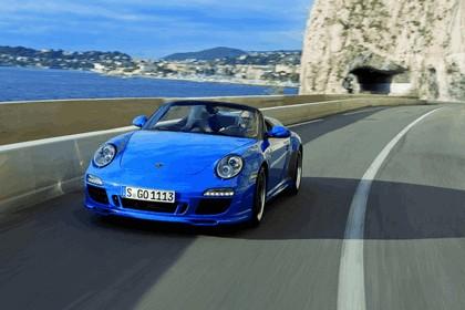 2011 Porsche 911 ( 997 ) Carrera Speedster 2