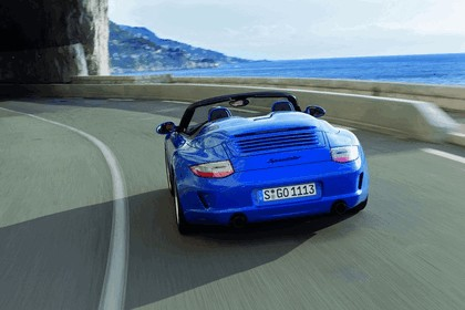 2011 Porsche 911 ( 997 ) Carrera Speedster 3