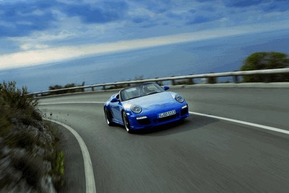 2011 Porsche 911 ( 997 ) Carrera Speedster 6