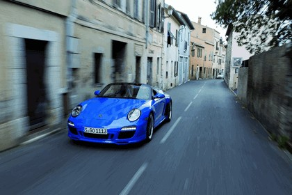 2011 Porsche 911 ( 997 ) Carrera Speedster 10