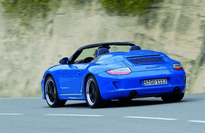 2011 Porsche 911 ( 997 ) Carrera Speedster 18