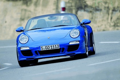 2011 Porsche 911 ( 997 ) Carrera Speedster 19