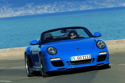 2011 Porsche 911 ( 997 ) Carrera Speedster 35