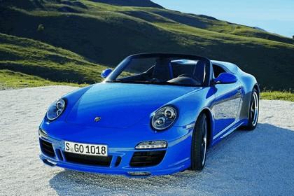2011 Porsche 911 ( 997 ) Carrera Speedster 40