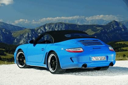 2011 Porsche 911 ( 997 ) Carrera Speedster 43