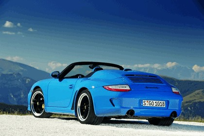 2011 Porsche 911 ( 997 ) Carrera Speedster 44