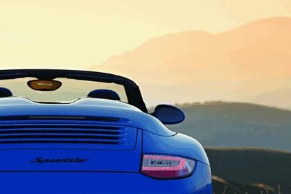 2011 Porsche 911 ( 997 ) Carrera Speedster 47