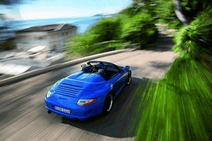 2011 Porsche 911 ( 997 ) Carrera Speedster 55