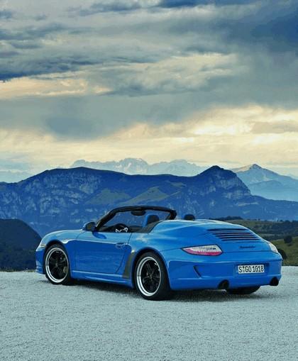 2011 Porsche 911 ( 997 ) Carrera Speedster 62