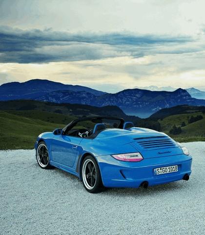 2011 Porsche 911 ( 997 ) Carrera Speedster 63