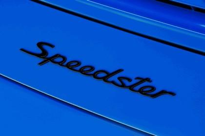2011 Porsche 911 ( 997 ) Carrera Speedster 74