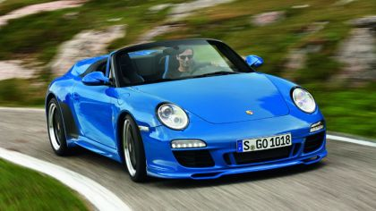 2011 Porsche 911 ( 997 ) Carrera Speedster 7