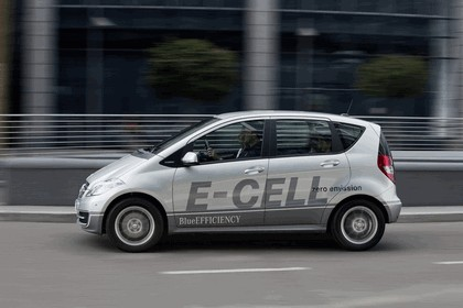 2010 Mercedes-Benz A-klasse E-CELL 3