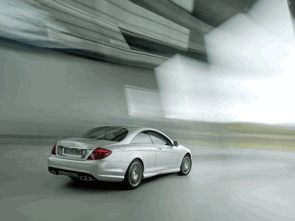 2010 Mercedes-Benz CL63 AMG 2