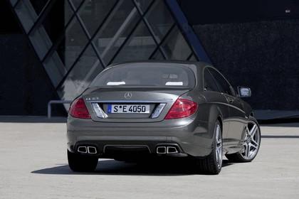 2010 Mercedes-Benz CL63 AMG 8