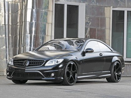 2010 Mercedes-Benz CL65 AMG Black Edition by Anderson Germany 1